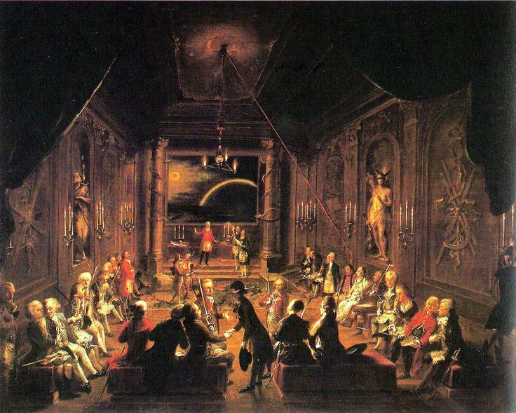 Iniciación de Mozart - Pablo Linares R.: Freemasonry Worldwide, Iniciación De, De Mozart, Pablo Linares, Themes, Templo Masonico, De Masoneria