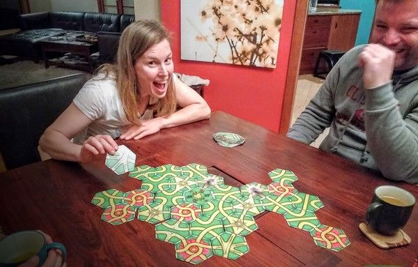 A competitive card game for 1-3 people that challenges your brain and tests your friendships.