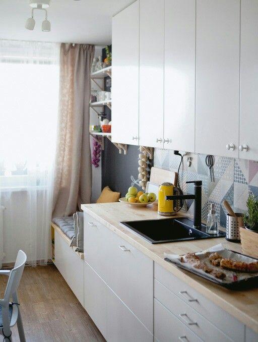 Top 10 idei despre Holzbank Ikea pe Pinterest Küchenregal ikea - küche mit theke