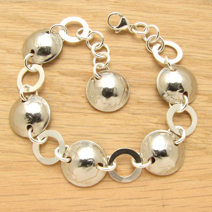 40th Wedding Anniversary Gift Jewelry : ... 40th birthday gift 1976 penny bracelet makes a great birthday gift see