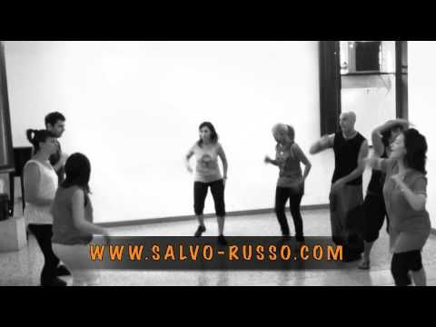 Body Percussion 8 (Workshop Roma 2014) - Salvo Russo - YouTube