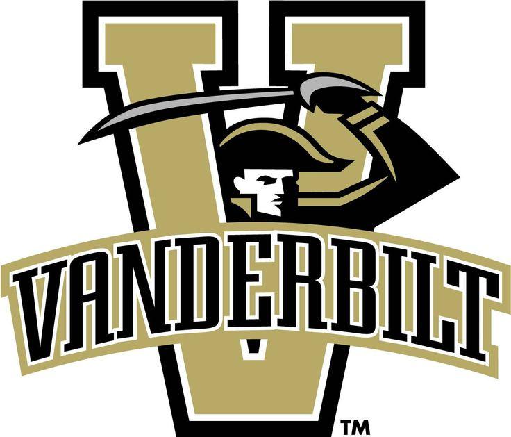 Vanderbilt University Commodores football new logo