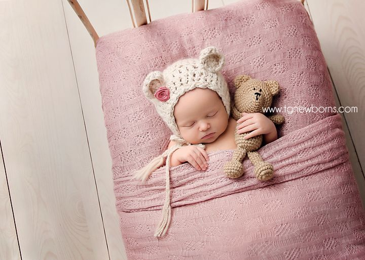 Tg photography sweet dreams crochet bear hat christis crocheted creations