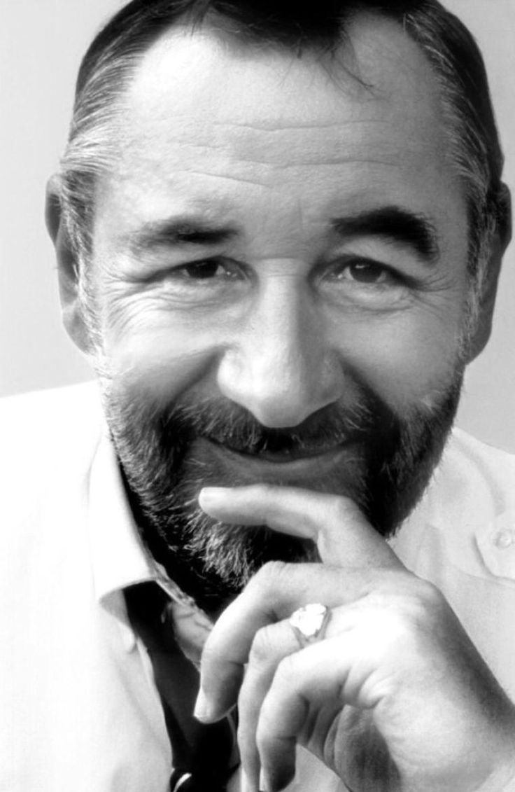Philippe Noiret (1930- 2006, Paris), French film actor.  Noiret had more than 100 film roles to his credit.