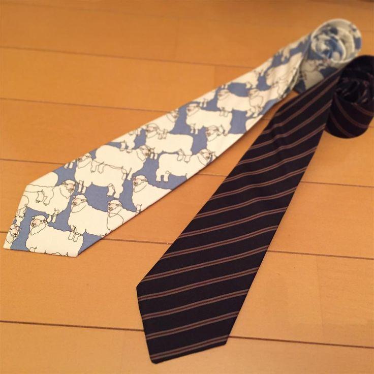 父の日ギフトや男性へのプレゼントに、手作りのネクタイを作ってみませんか?お気に入りの生地でソーイング、好きな糸を使って手編みも素敵です。世界にひとつだけのハンドメイドネクタイの作り方&編み方、素敵な作品をご紹介します。