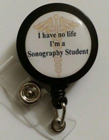 Sonography Student