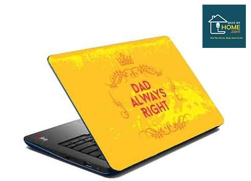 #Laptop skin is compatible with laptops screen sizes ranging from 14.1 inches to 15.6 inches.