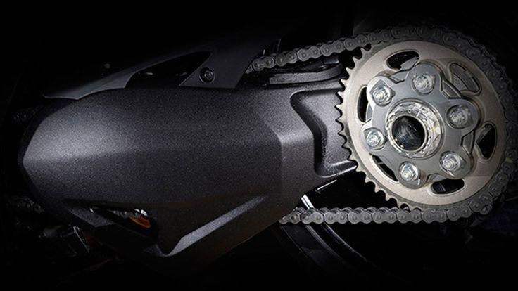 2014 Ducati Diavel Strada swing arm and sproket 2014 Ducati Diavel Strada Full Review and Specs