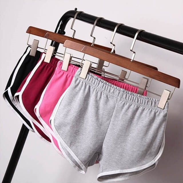 Cute Gym Shorts, All Colors & Sizes