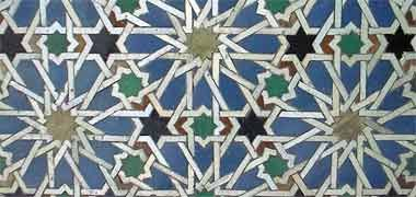 Arabic / Islamic geometry 01