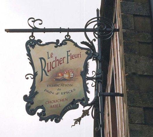 Rochefort, France | ... marchand de miel adresse rue du porche rochefort en terre france