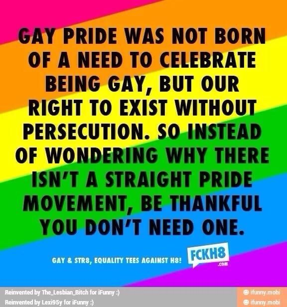Pin by Alexis LaMontagne on I Support the LGBTQ ️ Gay