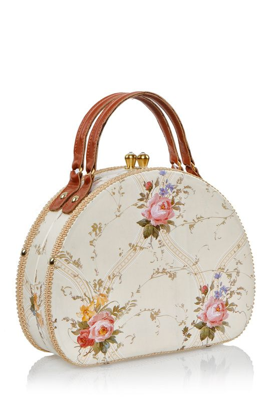 Gademm medium size wood handbag <3
