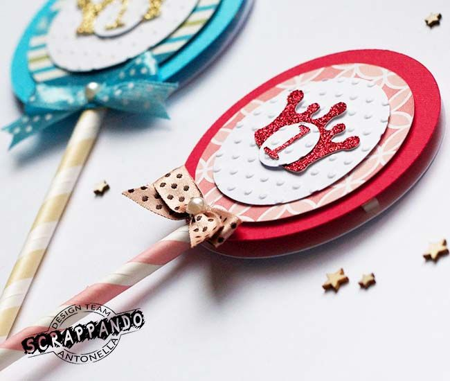 inviti lollipop - birthaday invitation