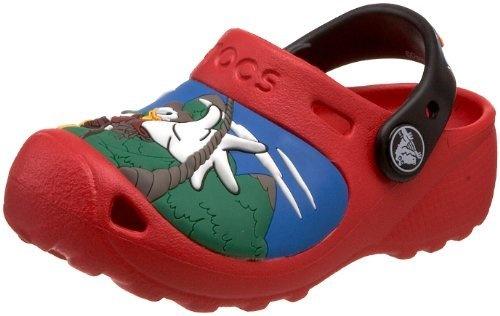 Crocs Mickey Mouse Adventure Clog (Toddler/Little Kid): http://www.amazon.com/Crocs-Mickey-Adventure-Toddler-Little/dp/B0045UA0OC/?tag=greavidesto05-20