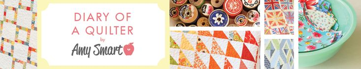 Diary of a Quilter - a quilt blog. Start to finish steps for creating a quilt.