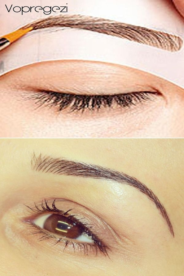 Eyes And Eyebrows | How To Do Your Eyebrows At Home | Brow ...