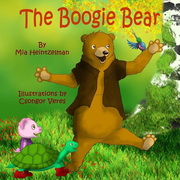 The Boogie Bear