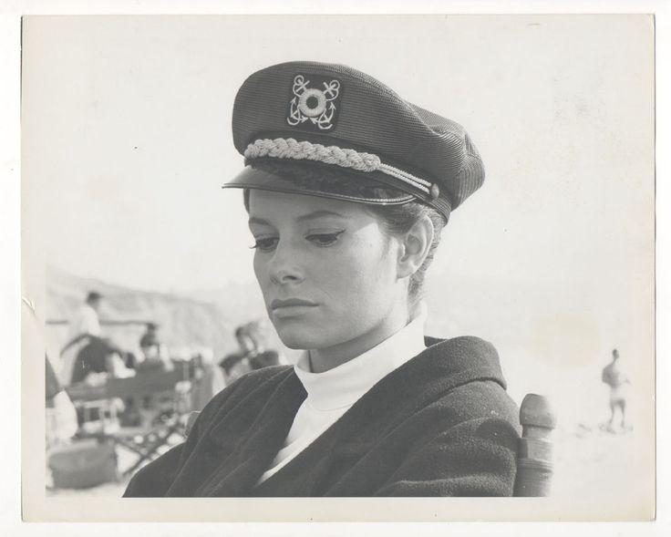 Vintage 1964 MUSCLE BEACH PARTY Original 8x10 LUCIANA PALUZZI On Set CANDID DBW | eBay
