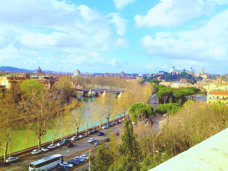 Rome, my city