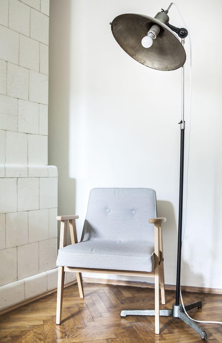 Fotel 366 proj J. Chierowski