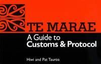 Do women have the right to speak on a marae? How should one respond to the wero? Who speaks first and last during whai korero? When do the manuhiri present their koha to the tangata whenua? These and many other questions are answered in this invaluable introduction Maori protocol. Hiwi and Pat Tauroa outline the sequence of events beginning when visitors arrive at the gates of a marae and ending with their departure.