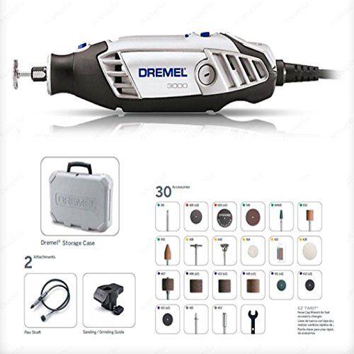 Dremel 3000-2/30 Series MultiPro sinker Rotary Tool Kit Electric Grinder 220V https://bestwoodplanerreview.info/dremel-3000-230-series-multipro-sinker-rotary-tool-kit-electric-grinder-220v/