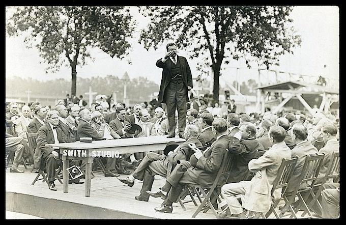 Theodore Roosevelt Essay
