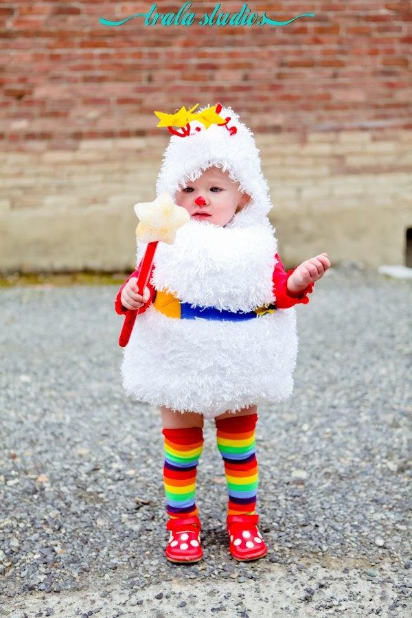 i die!!! Rainbow Brite Sprite Halloween Costume