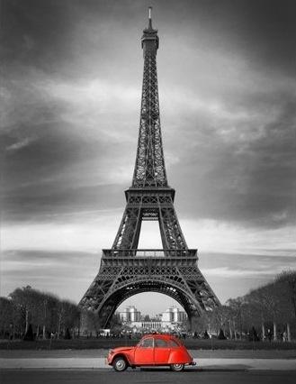 Paris Tour Eiffel !