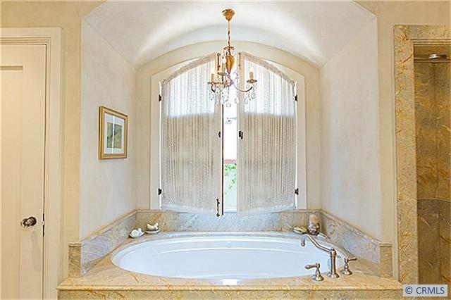 Bathroom 2032 Greenleaf Street Tudor Revival With