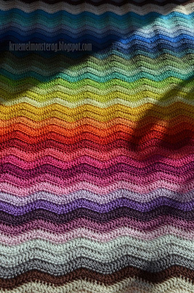 Ripple Blanket #2 (5) | Flickr - Photo Sharing!