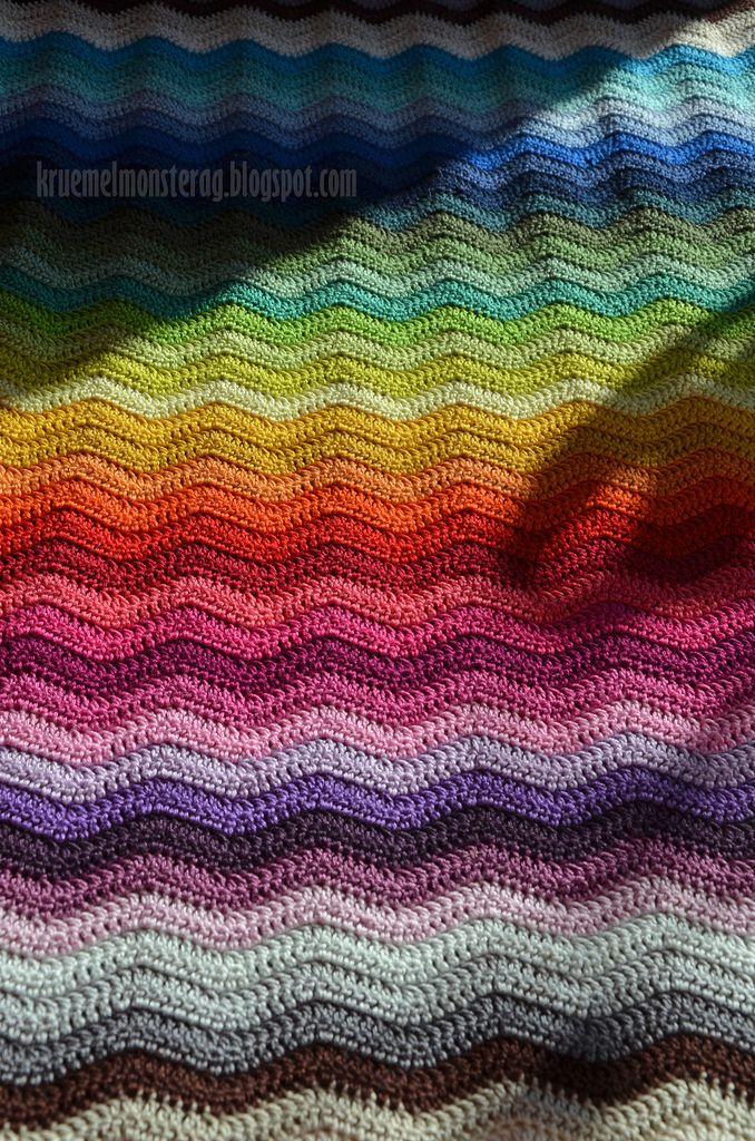 Ripple Blanket #2 (5) | Flickr - Photo Sharing!