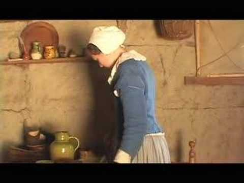 [VIDEO]: (NO WORDS, no story, just music playing while it shows you scenes from an every day life for a pilgrim) The Pilgrims (6:41 min long)
