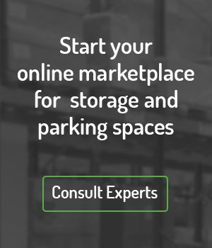 Want to start your own online marketplace for storage and parking spaces. If yes then Consult the Experts.