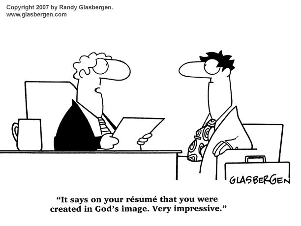 28 best Interview Jokes/Cartoons images on Pinterest