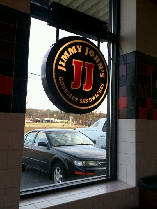 Jimmy John's - Subs so fast you'll freak! Stop by our location, call for delivery or order online at online.jimmyjohns.com @Jimmy John's in Spartanburg, SC