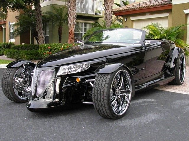 Best Cars Chrysler Plymouth Prowler Images On Pinterest