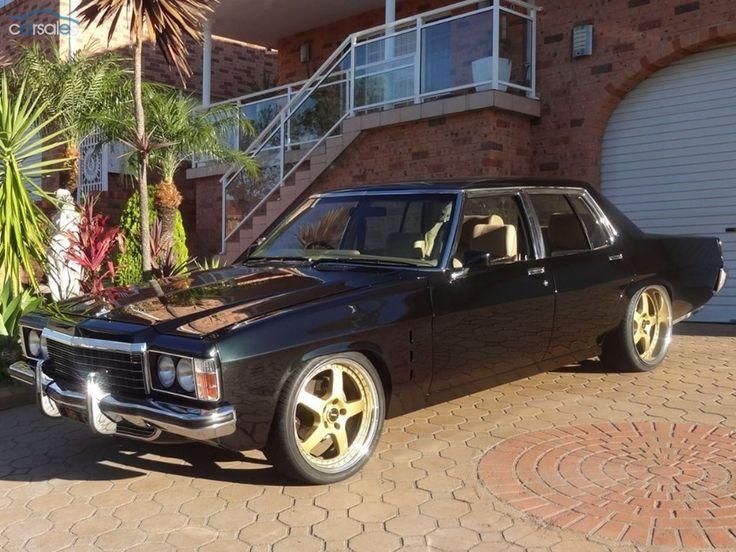 1975 Holden Statesman HJ Caprice