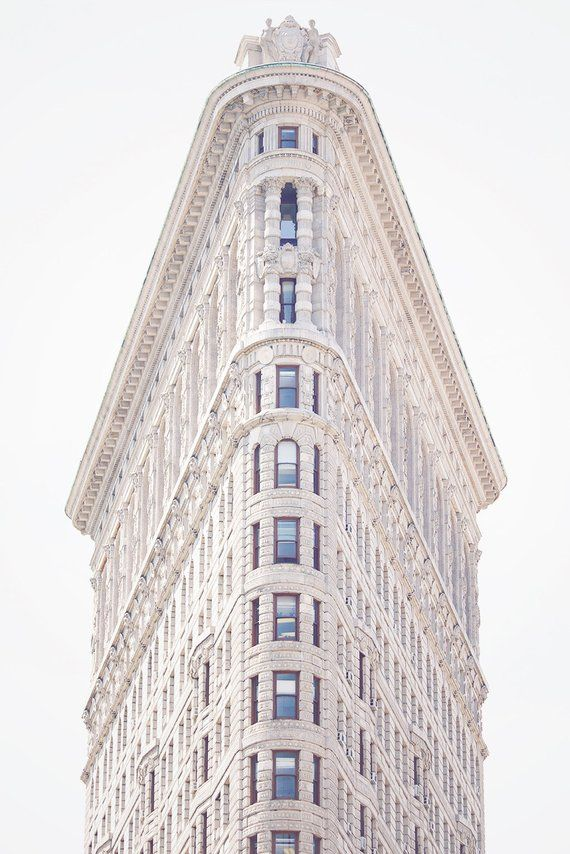 New York City Photography Looking Up Flat Iron Building Empire State Art Nyc Decor Architecture Photo Living Room Art In 2020 City Photography Building Photography Nyc Decor