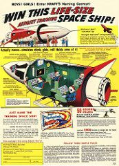 1959 ... marshmallow space-ship! | by x-ray delta one