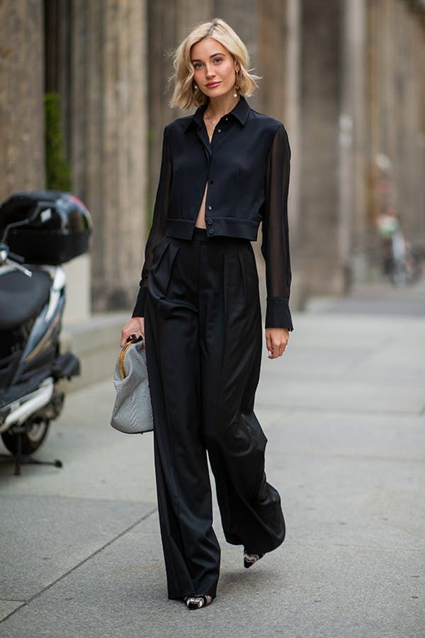 This Button-Down Styling Trick Is the New French Tuck