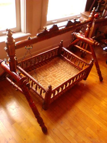 77 best images about zopala or jhoola on pinterest for Cradle bed for adults