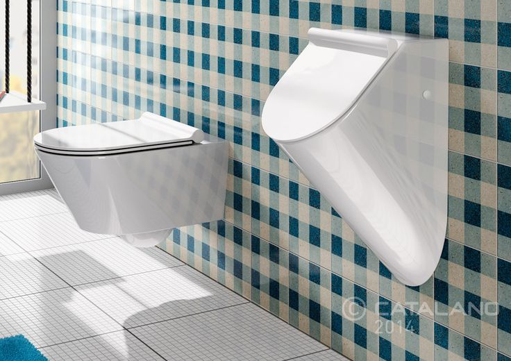 Urinal 35 WC 55