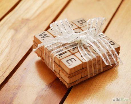 Image titled Make Scrabble Tile Coasters Step 13