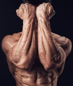 The Ultimate Forearm Workout: The 5 Best Forearm Exercises for Popeye Arms | If you want to know the best forearm workout for increasing muscle mass and grip strength, then you want to read this article.