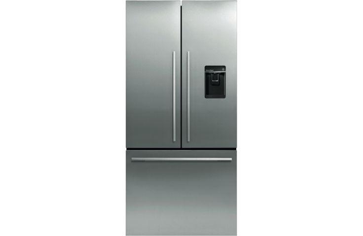 [requires plumbing] Fisher & Paykel RF522ADUSX5 Fisher & Paykel 519L French Door Refrigerator
