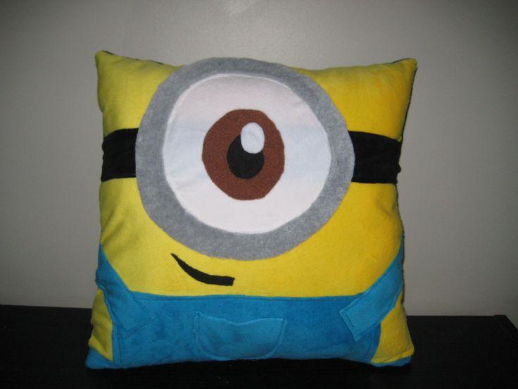 Despicable Me Minion Pillow.