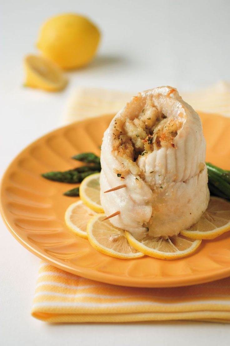 Catfish and Crab Roll-Ups - #IHeartCatfish  #HeartlandCatfishCo
