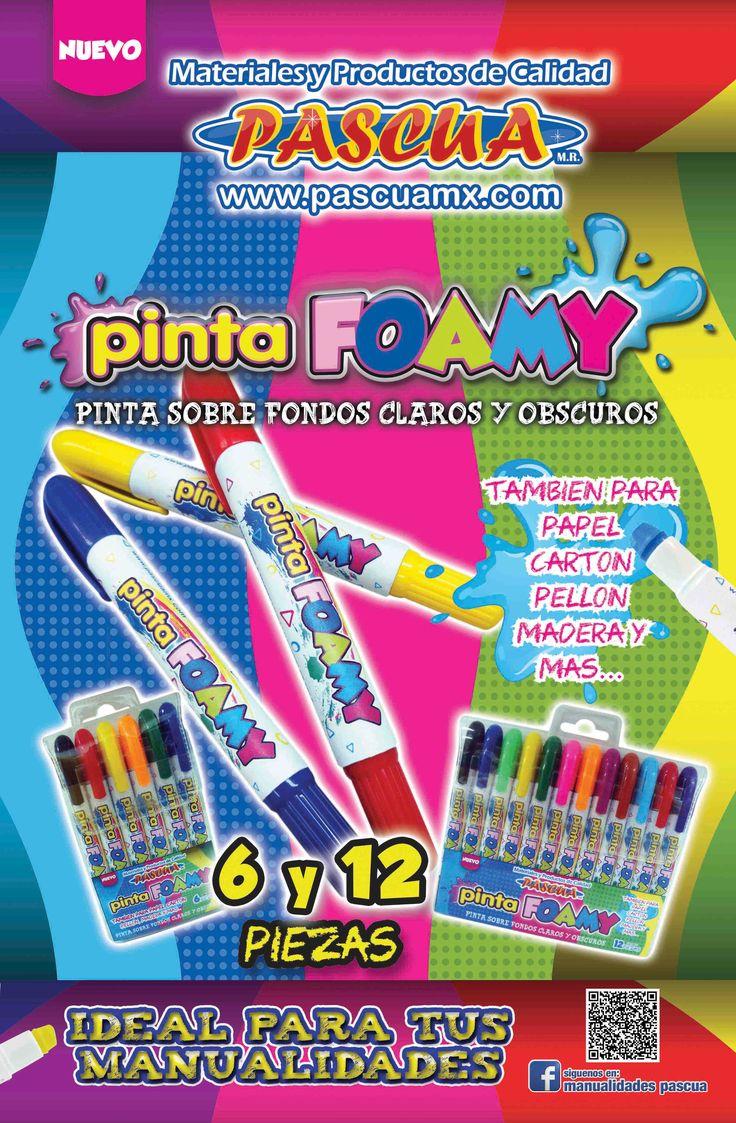 Poster PintaFoamy PASCUA!!